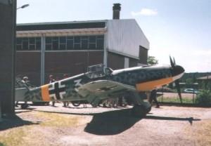 Me 109 G4