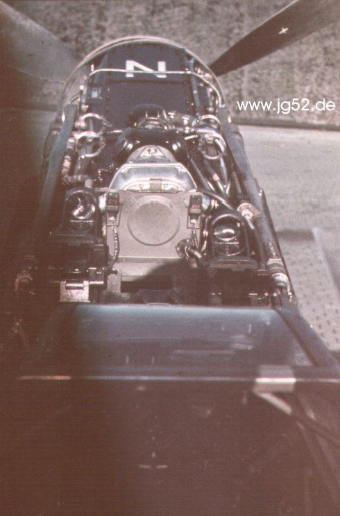 Das Herz einer Bf 109 E-4 N oder E-7: Der DB 601 N Motor