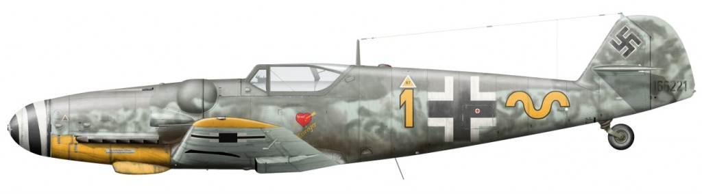 Me109 Hartmann