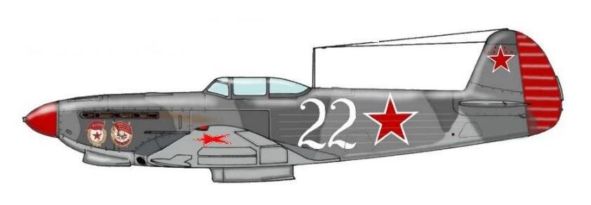 Jakolew Jak-9