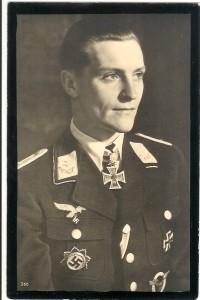 Offizielle Trauerkarte von 1942,Scherl Verlag Bln