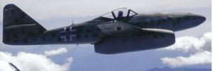 Mit der Me 262 über den Wolken muss die Freiheit einfach grenzenlos sein